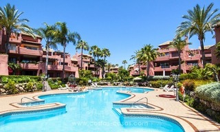 Luxury beachfront penthouse apartment for sale on the New Golden Mile between Marbella and Estepona 39