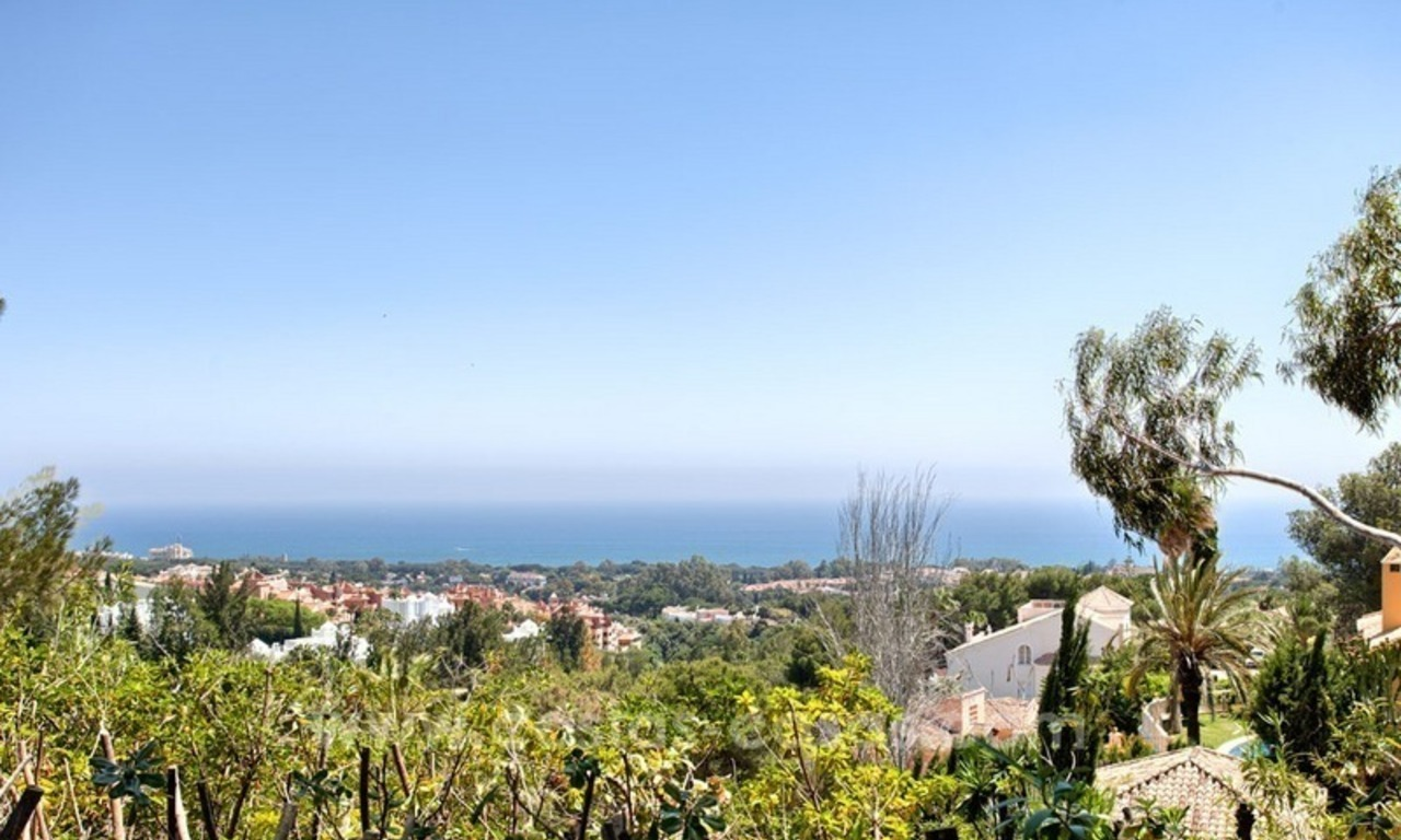 Renovated charming villa for sale in Hacienda Las Chapas – Marbella 10