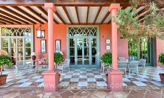 Renovated charming villa for sale in Hacienda Las Chapas – Marbella 7