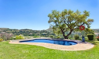 For Sale: Classic Villa at Golf Resort in Benahavís – Marbella 2