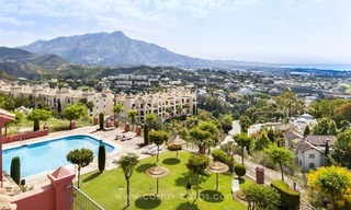 Panoramic Sea View 3 Bed Penthouse Apartment for Sale in Marbella - Benahavis 1
