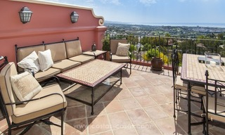 Panoramic Sea View 3 Bed Penthouse Apartment for Sale in Marbella - Benahavis 3