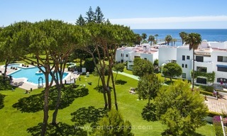 Front Line Beach Puerto Banus for Sale in Playas del Duque: Totally Refurbished Super Luxury Sea View Apartment 0