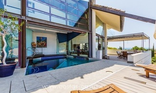 Ultra modern villa for sale at golf course - Marbella 4