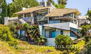 Ultra modern villa for sale at golf course - Marbella 0