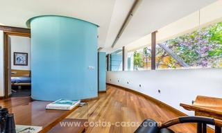 Ultra modern villa for sale at golf course - Marbella 13