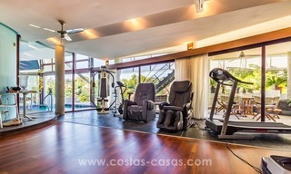 Ultra modern villa for sale at golf course - Marbella 16