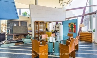 Ultra modern villa for sale at golf course - Marbella 21