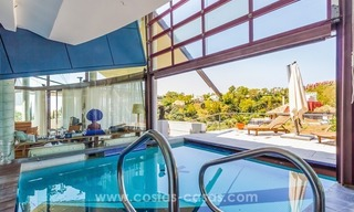 Ultra modern villa for sale at golf course - Marbella 25