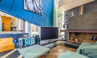 Ultra modern villa for sale at golf course - Marbella 27