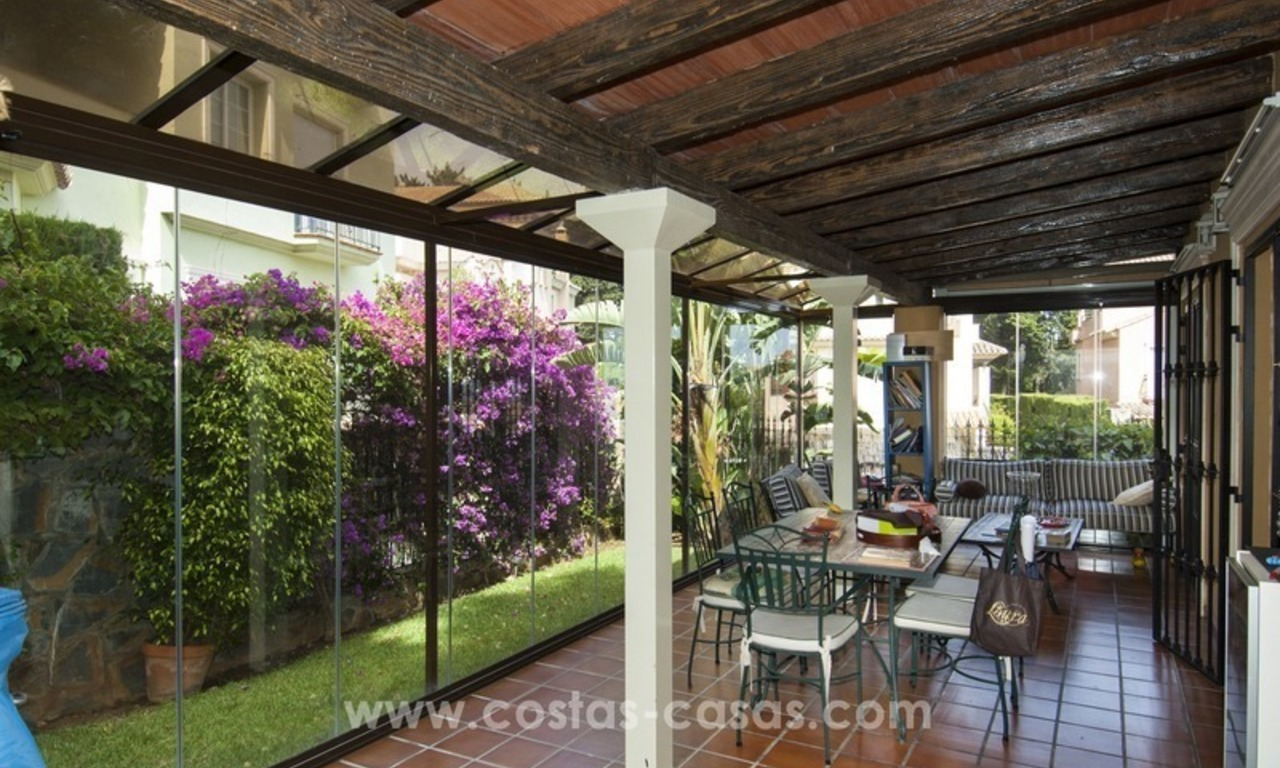 Luxury Villa for sale in Marbella Centre 2