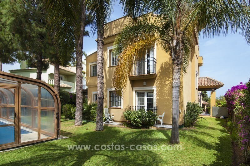 Luxury Villa for sale in Marbella Centre