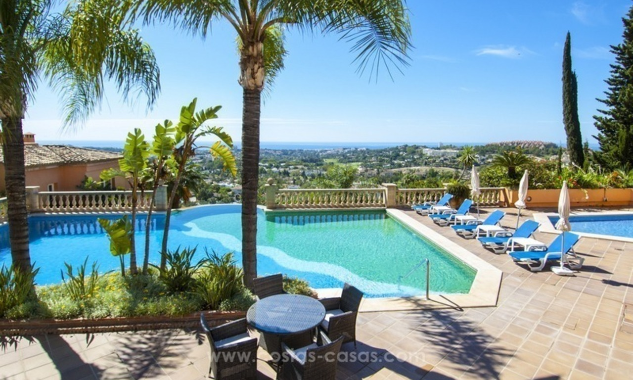 Marbella – Nueva Andalucia For Sale: Stunning Fully Refurbished Apartment In Highly Sought After Complex 3