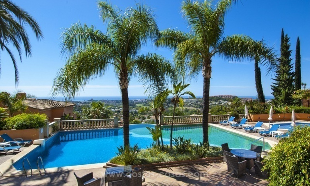 Marbella – Nueva Andalucia For Sale: Stunning Fully Refurbished Apartment In Highly Sought After Complex 2