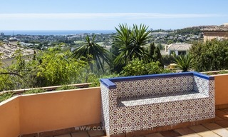Marbella – Nueva Andalucia For Sale: Stunning Fully Refurbished Apartment In Highly Sought After Complex 16