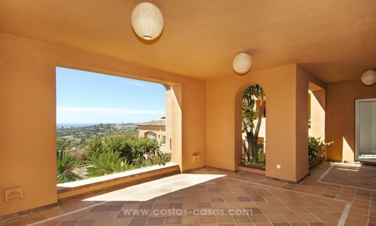 Marbella – Nueva Andalucia For Sale: Stunning Fully Refurbished Apartment In Highly Sought After Complex 17