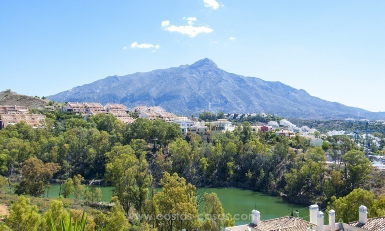 Marbella – Nueva Andalucia For Sale: Stunning Fully Refurbished Apartment In Highly Sought After Complex 28