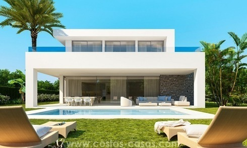 New modern Luxury Designer Villa for sale in East Marbella