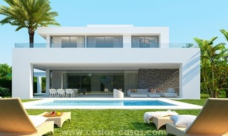 New modern Luxury Designer Villa for sale in East Marbella 1