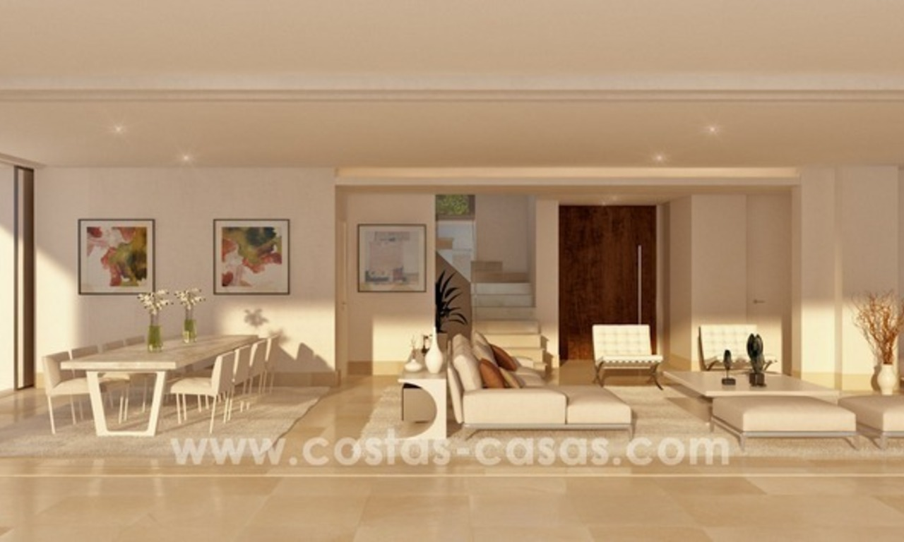 New modern Luxury Designer Villa for sale in East Marbella 3