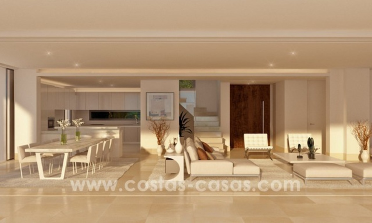 New modern Luxury Designer Villa for sale in East Marbella 4
