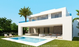 New modern Luxury Designer Villa for sale in East Marbella 2