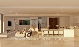 New modern Luxury Designer Villa for sale in East Marbella 5