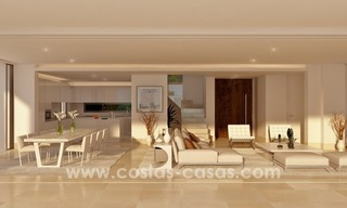 New modern Luxury Designer Villa for sale in East Marbella 6