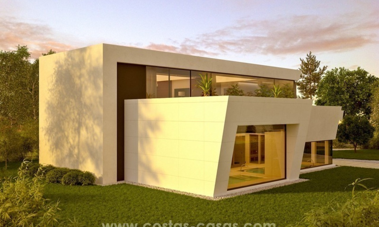 New modern Luxury Designer Villa for sale in East Marbella 8