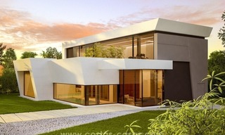 New modern Luxury Designer Villa for sale in East Marbella 10