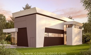 New modern Luxury Designer Villa for sale in East Marbella 13