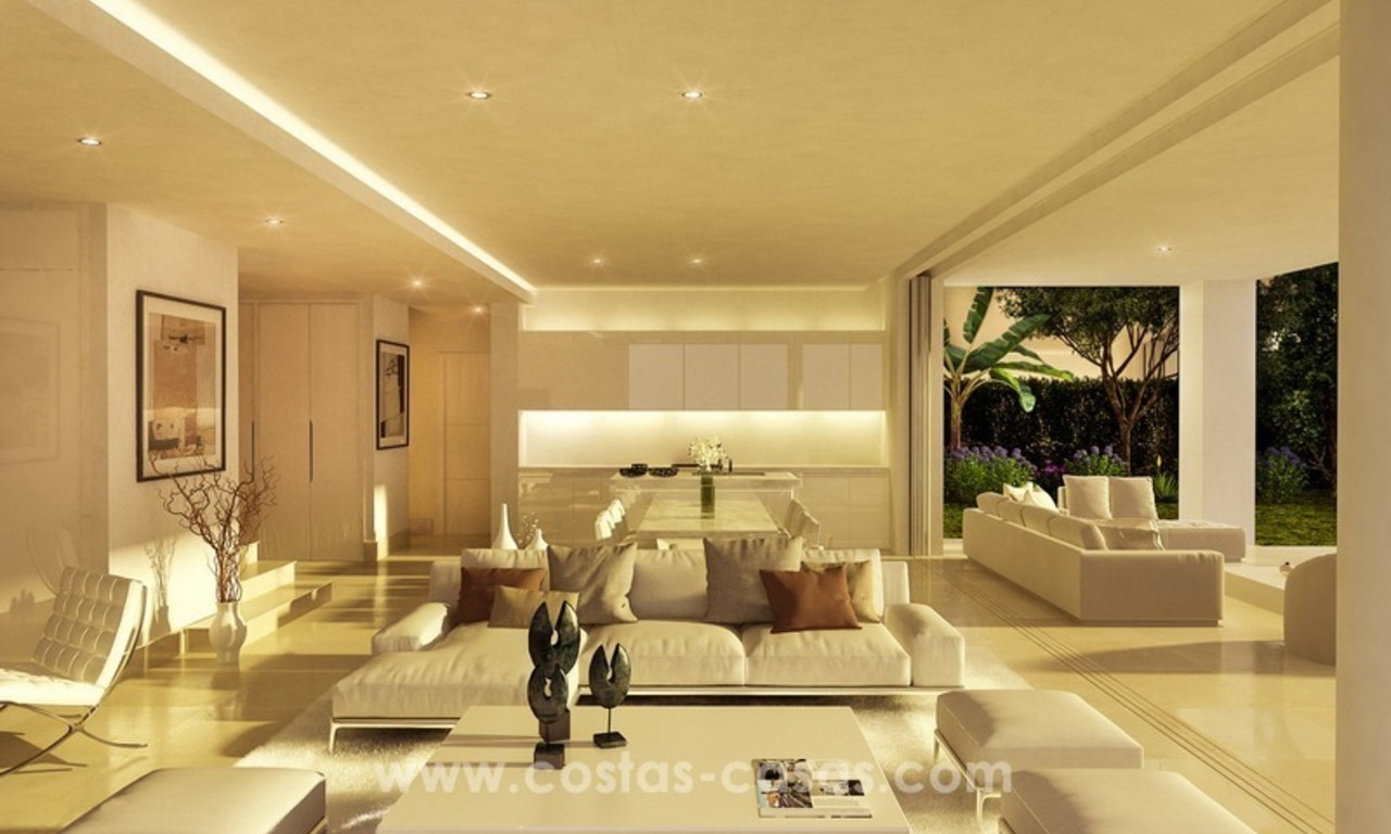 New modern Luxury Designer Villa for sale in East Marbella 15