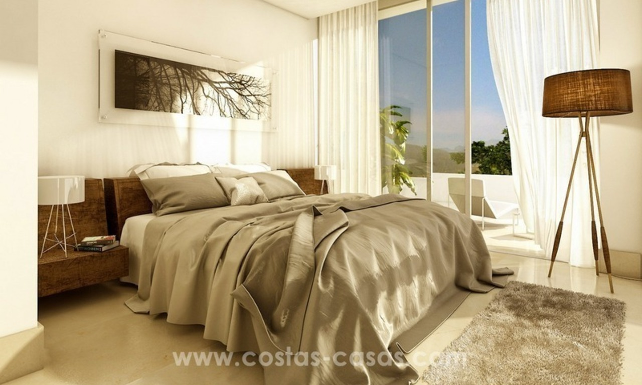 New modern Luxury Designer Villa for sale in East Marbella 16