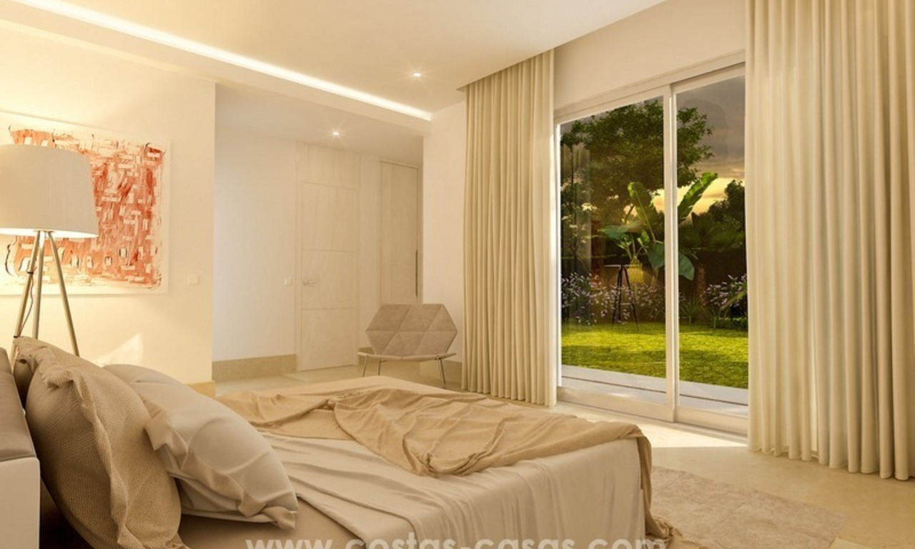 New modern Luxury Designer Villa for sale in East Marbella 17