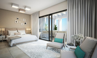 Stunning Modern Designer Apartments & Penthouses for sale frontline golf in Benahavis - Marbella 18838
