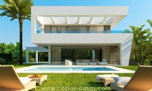 New luxury contemporary Designer Villa for sale in East Marbella