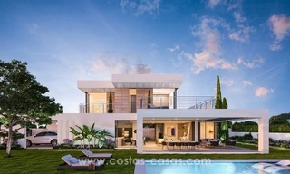 Bargain Brand New Contemporary Villas Near To Beach for sale in Estepona - Marbella 1
