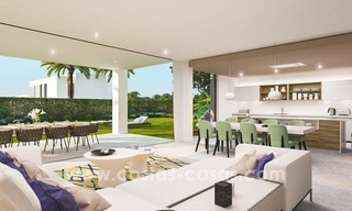 Bargain Brand New Contemporary Villas Near To Beach for sale in Estepona - Marbella 3