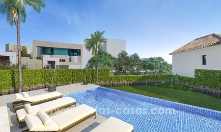 New villa next to the golf for sale in Nueva Andalucía, Marbella 2
