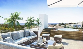New villa next to the golf for sale in Nueva Andalucía, Marbella 4