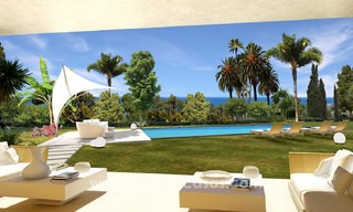 Brand New modern Villas for sale on the Golden Mile, Marbella 13064