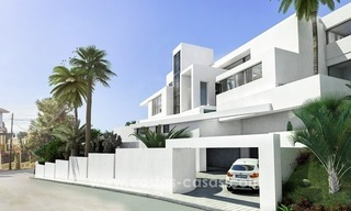 Cutting Edge Designer Villas for sale in Nueva Andalucia, Marbella 3