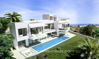 Cutting Edge Designer Villas for sale in Nueva Andalucia, Marbella 2