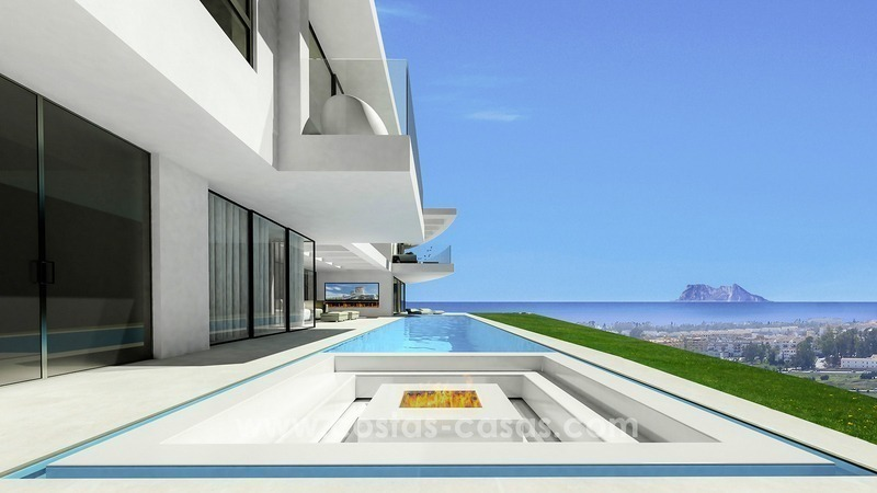 Cutting Edge Designer Villas for sale in Nueva Andalucia, Marbella