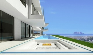 Cutting Edge Designer Villas for sale in Nueva Andalucia, Marbella 0