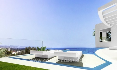 Brand new designer Villas for sale in Nueva Andalucia, Marbella