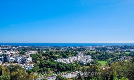 Panoramic Sea View Plot for sale in Benahavis - Marbella
