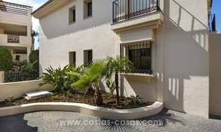 Bargain apartment for sale in Nueva Andalucia, walking distance of all amenities and Puerto Banus in Marbella 11