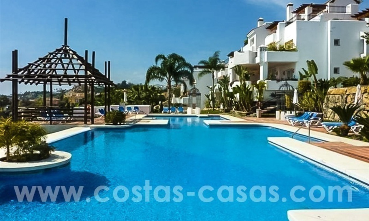 Fabulous 3 Bed Penthouse in Nueva Andalucia, Marbella 1