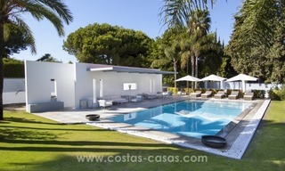 Brand New Beach Side Contemporary Villa for sale in Guadalmina Baja, Marbella 8
